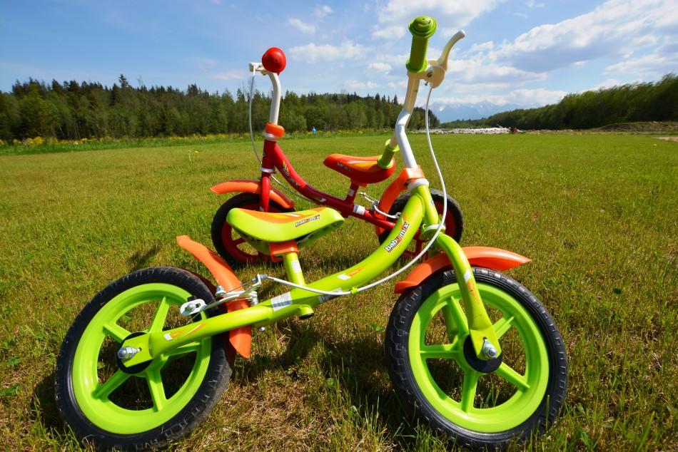 bikes fun kids play playground burkaty bialka