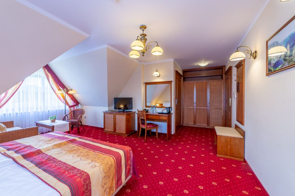 Rooms quarters hotel apartment bialka tatrzanska burkaty