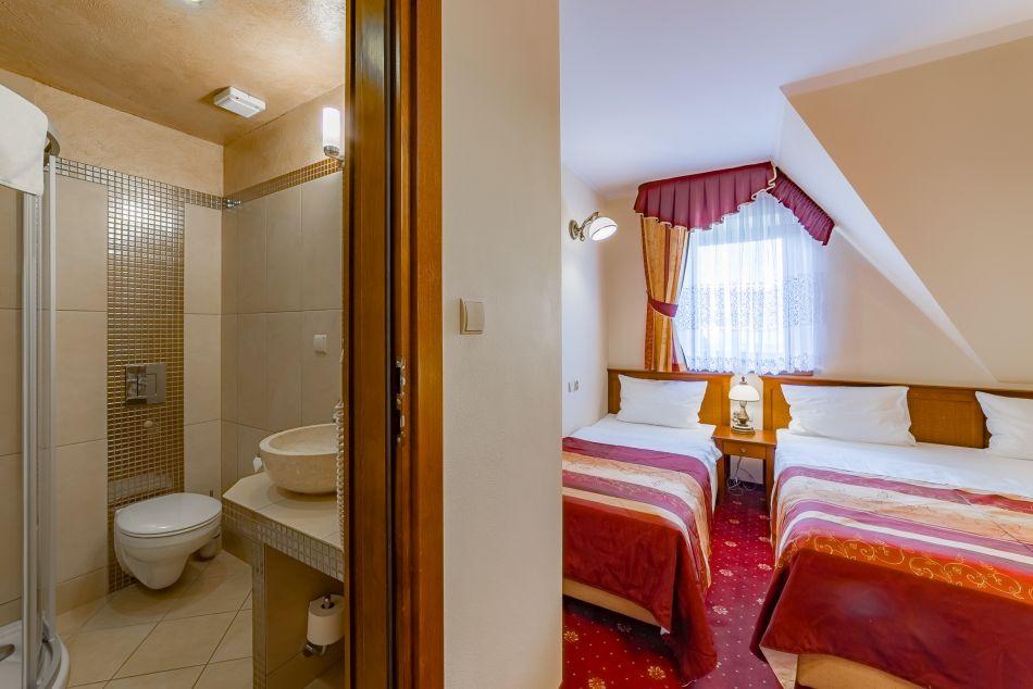 pokój, pensjonat Burkaty, nocleg Białka Tatrzańska, apartament