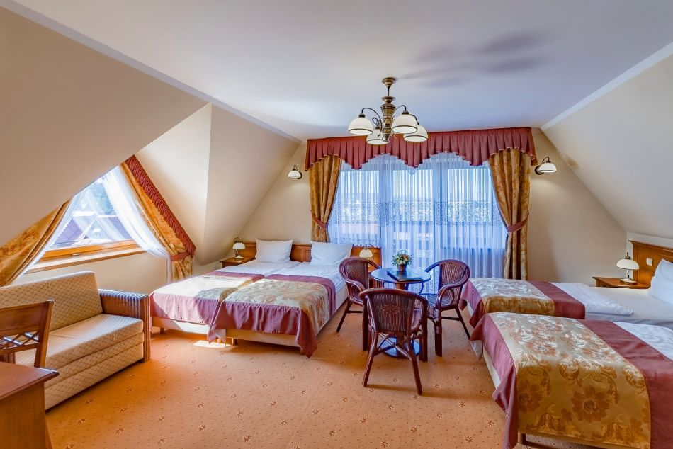 Rooms quarters hotel apartment bialka tatrzanska burkaty
