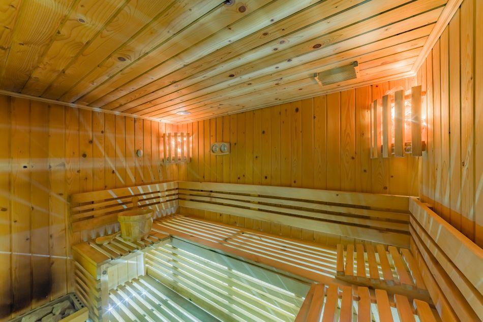 spa Białka Tatrzańska, strefa spa Pensjonat Burkaty, sauna sucha, sauna parowa, strefa relaksu, jacuzzi